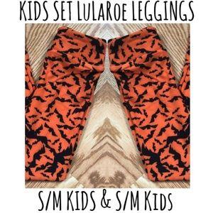 KIDS MATCHING SET! LuLaRoe S/M Kids Leggings